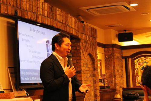 心を動かす インセンティブプレゼンテーションを伝える杉本真樹先生