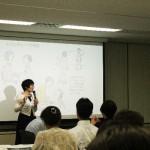 話題の「ユマニチュード」に迫る!「ホスピタリティ☆プラネット」講演レポート
