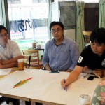 当事者と支援者の想いが交わる場…障がい者支援交流会