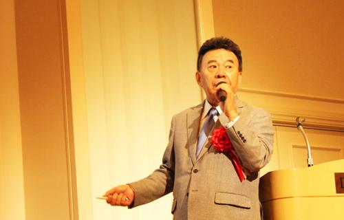 日本メディカル給食協会会長吉田憲史氏