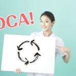医療機関や福祉施設でのPDCAサイクルの考え方