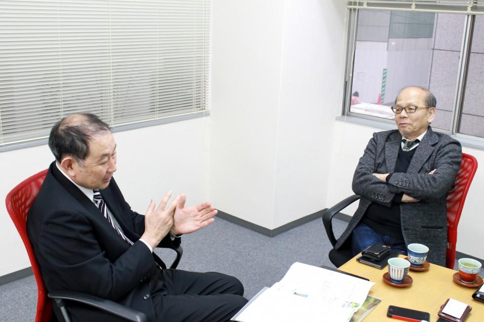 『人』と『情報』をつなぐプラットフォームとして、この業界で日本を支えている方々の力になっていきたい